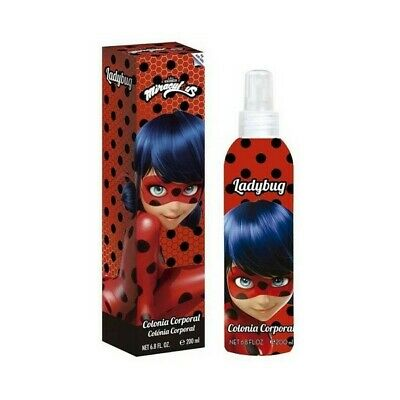 Colonia Infantil Lady Bug Cartoon (200 ml)