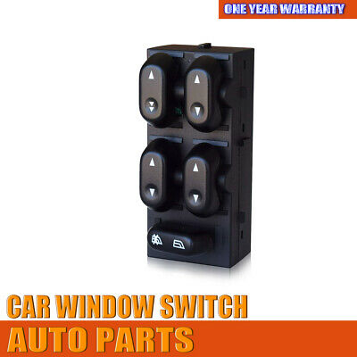Front Master Window Switch Driver Side Left Fit 2003 2006 Ford Expedition