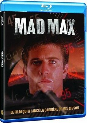 Blu Ray  //   MAD MAX   //  Mel Gibson   /  NEUF cellophané
