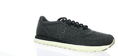 new product fa245 b9e2e SAUCONY WOMENS JAZZ Original Black Running Shoes Size 11 (133742)
