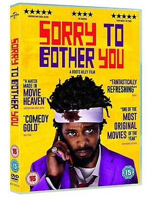 Sorry to Bother You [DVD]