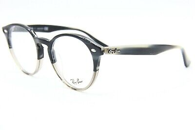 8e6728d5789 AUTHENTIC RAY BAN Eyeglasses RB2180V 5540 Grey Horn Frames RX-ABLE ...
