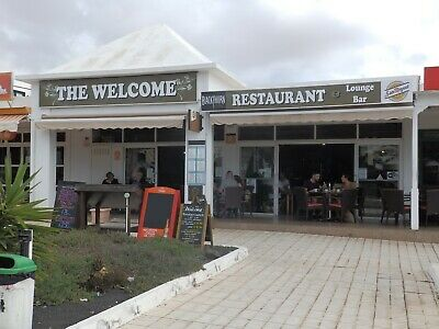 Fantastic Bar-Resaurant in Costa Teguise