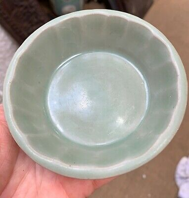 very RARE EARLY CHINESE LONGQUAN BOWL