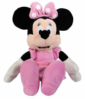 Disney XL Minnie Mouse Minni Maus Club House Plüschtier Plüsch Figur 43 cm