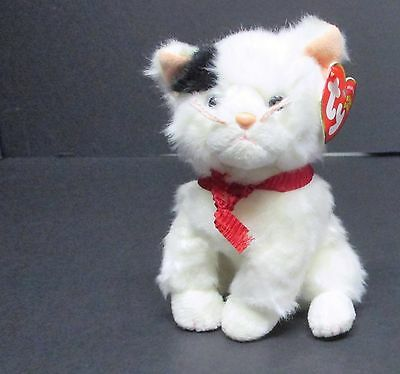 Ty Plush Bean Bag The Beanie Babies Collection Delilah The Cat 2004