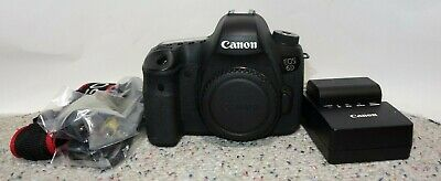 Canon EOS 6D 20.2MP Digital SLR Camera - Black (Body Only) Low Shutter Count