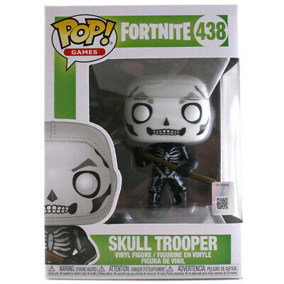 Funko POP! Games: Fortnite Skull Trooper Vinyl Figure - #438 - 34470