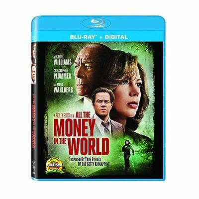 All the Money in the World [Blu-ray],Very Good DVD, Nicolas Vaporidis, Michelle