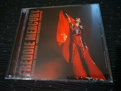 FREDDIE MERCURY Original version Single version Rarities 2CD / Mr Bad Guy QUEEN