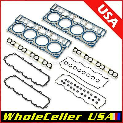 Ford Powerstroke 6 0l International Vt365 Valve Cover Gasket Set