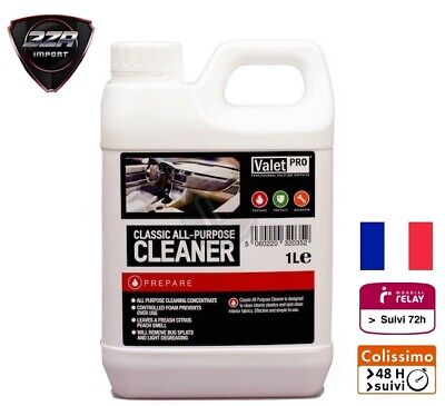 Valet Pro CLASSIC ALL PURPOSE CLEANER 1L Nettoyant Polyvalant