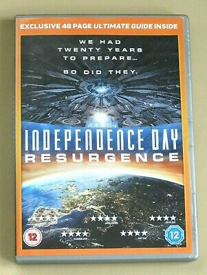 Independence Day: Resurgence (DVD, 2016) Liam Hemsworth