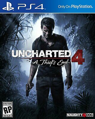 Uncharted 4 Ps4 ((DownloadGame)) Fast Delivery
