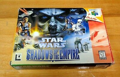 n64 shadow of the empire