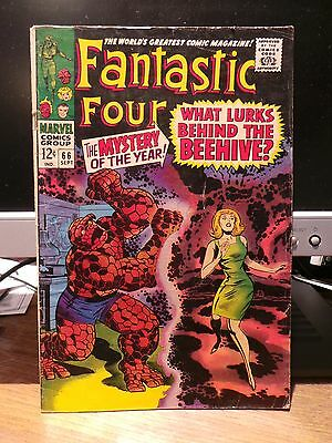 Fantastic Four Vol.1 # 66 - September 1967 - Comic VO US - Marvel Comics