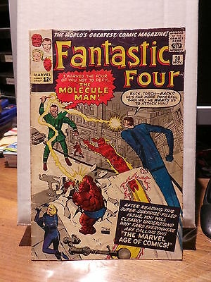 Fantastic Four Vol.1 # 20 - November 1963 - Comic VO US - Marvel Comics