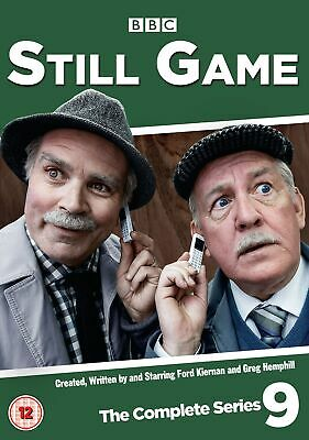 Still Game: The Complete Series 9 [DVD]