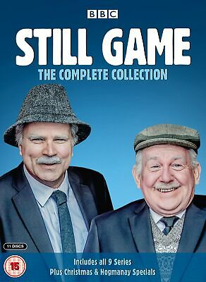 Still Game: The Complete Collection (Box Set) [DVD]