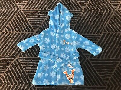 Baby Boys dressing-gown 3-6 Months