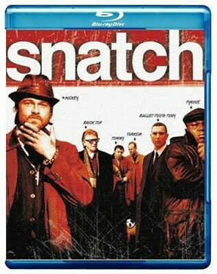 Snatch (REGION A Blu-ray New) BLU-RAY/WS