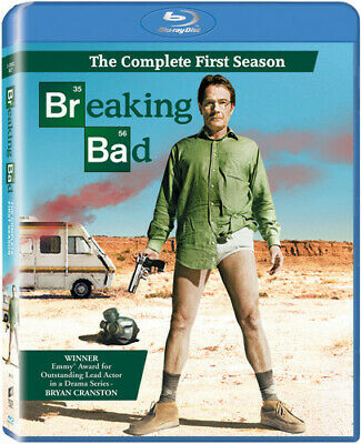 Breaking Bad: The Complete First Season [2 Dis (REGION A Blu-ray New) BLU-RAY/WS