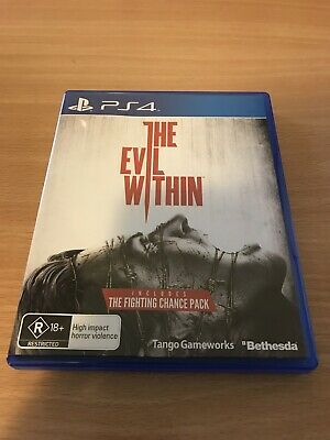 The Evil Within (Playstation 4, PS4) - Fast n Free Post