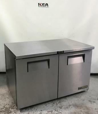 True 2 Door Undercounter Fridge  Model: TUC-48-LP-HC