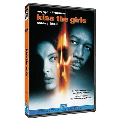 """Kiss the Girls"" DVD Brand New Factory Sealed 1997 *Freeman & Judd* Widescreen"