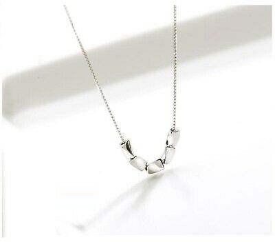 4 Sterling Silver Tiny Teardrop Charm Beads #99480