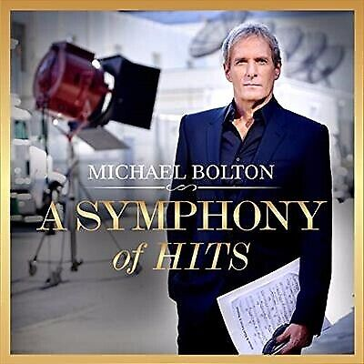 Michael Bolton, A Symphony Of Hits, CD