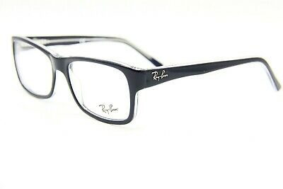 43127044ba6 New Ray-Ban Rb 5268 5739 Blue Authentic Eyeglasses Frame Rx Rb5268 52-17