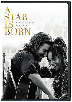 A Star is Born (DVD, 2019)  (DVD, 2018) New And Sealed USA SELLER