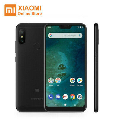 Xiaomi Mi A2 Lite 5.84 inch 3GB RAM 32GB ROM Global Version Octa Core Dual Sim