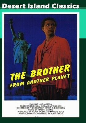 The Brother from Another Planet (REGION 0 DVD New) DVD-R