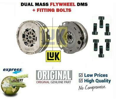 For Audi 0B1 105 266 Al 0B1105266Al New Dual Mass Flywheel + Bolts