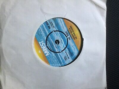 "Frankie Valli And The Four Seasons - Mowest The Night 7"" Vinyl Northern Soul"