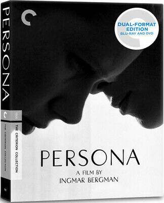 Persona [Criterion Collection] [2 Discs] [Blu-ray/DVD] (REGION A Blu-ray New)