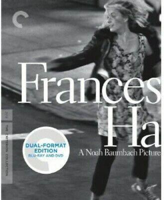 Frances Ha [Criterion Collection] [2 Discs] [Blu-ray/DVD] (REGION A Blu-ray New)