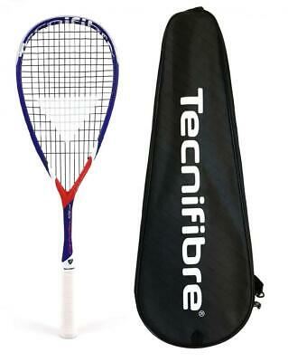 Tecnifibre Carboflex X-Speed 125 NS Squash Racket + Cover RRP £170