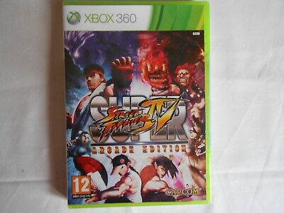 Super Street Fighter IV - Arcade Edition / XBOX360 neuf sous blister