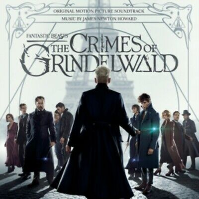 Fantastic Beasts: The Crimes of Grindelwald *NEW* CD