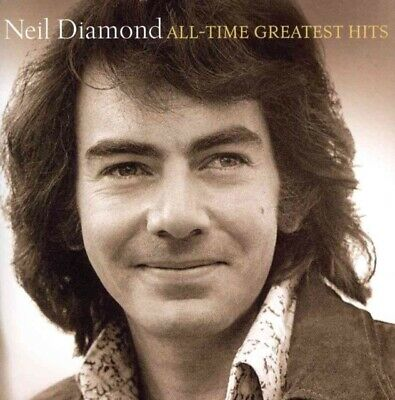 Neil Diamond - All-time Greatest Hits *NEW* CD