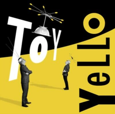 Yello - Toy *NEW* CD