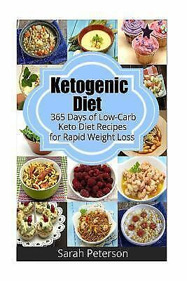 Ketogenic Diet:365 Days of Low-Carb, Keto Diet Recipes for Rapid Weight Loss-PDF