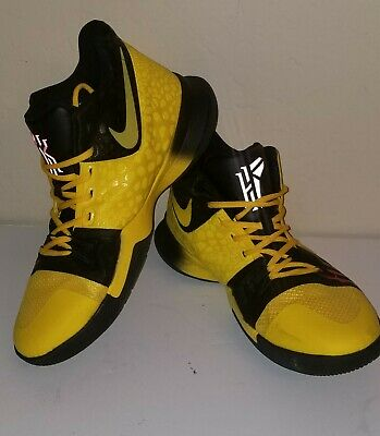 sports shoes dcf04 d2063 Nike Kyrie 3 Mamba Mentality MM Bruce Lee Size 10.5   AJ1692-700