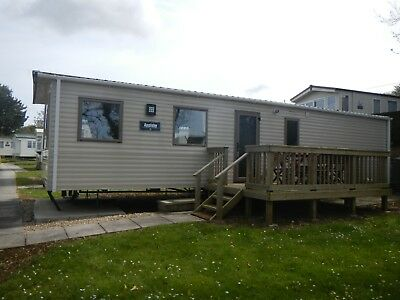 Holiday Home/Static Caravan on White Acres Holiday Park, Newquay, Cornwall