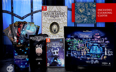 Preorder Hollow Knight Collector's Edition [Nintendo Switch] New and Sealed