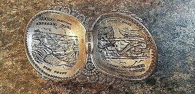 Vintage Ashtray Souvenir of Grand Canyon National Park