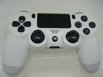 Glacier White Official Sony Playstation 4 Controller Tested